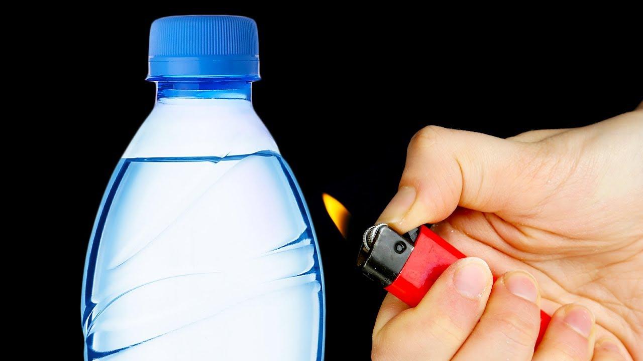 39 GENIUS WAYS TO REUSE PLASTIC BOTTLES