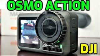 DJI OSMO ACTION CAMERA IN-DEPTH REVIEW - PART 1   GoPro Killer?