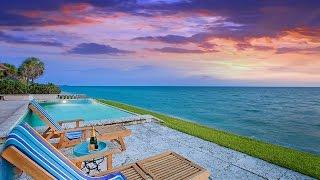 2411 Casey Key Rd - Beachfront home on Casey Key, Florida