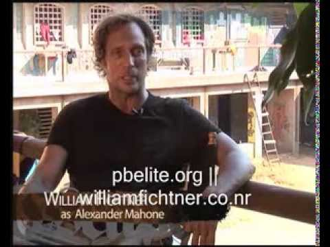Prison Break S3 Behind The Scenes (William Fichtner)