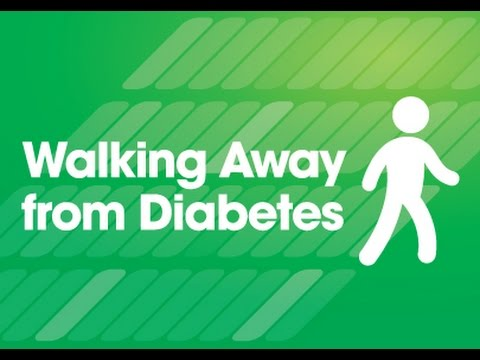 How Much Walking Is Best for Diabetes Control type 2 diabetes
