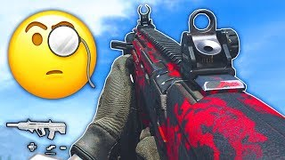 3-ROUND BURST DLC WEAPON in Modern Warfare! (MW BURST RAM-7)