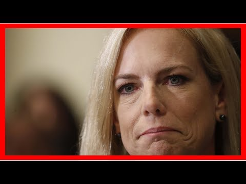 Breaking News | Homeland Security's Nielsen reintroduces doubt over Russia's goal in 2016 election
