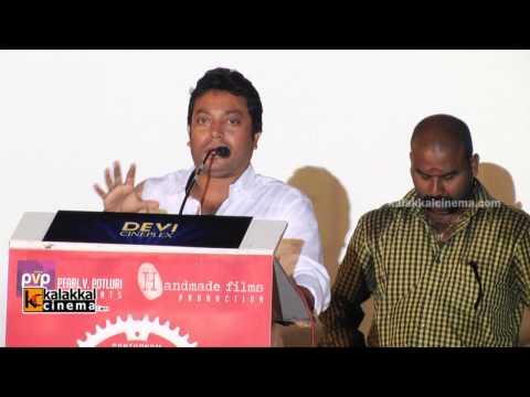 Srinath at Vallavanukku Pullum Aayudham Audio Launch Mp3