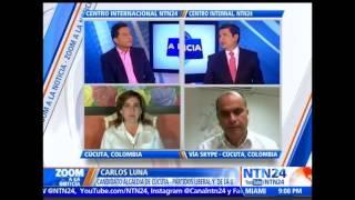 Debate Zoom: los retos en la zona fronteriza previo a las elecciones regionales de Colombia