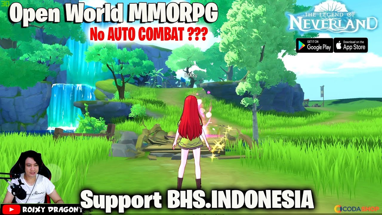 Ringan Gaes Genshin Impact Lite The Legend Of Neverland Eng Android Open World Mmorpg Summary Networks