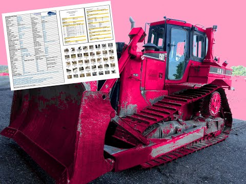 Used Bulldozer Inspection And Checklist
