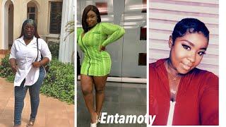 Nice Shape Now - Ghanains Praise Maame Serwaa Over New Looks