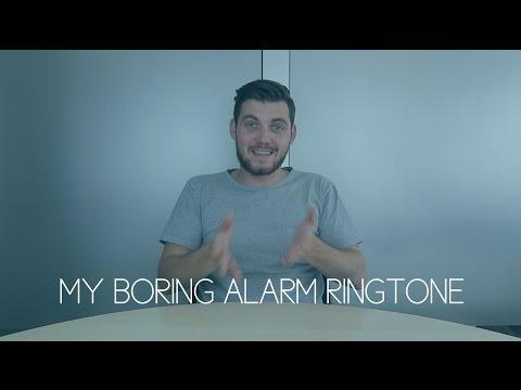 Episode 123: My Boring Alarm Ringte