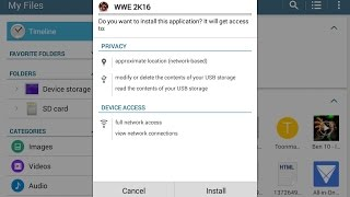 How to download WWE 2K16 on Android 100% work!!! GET Link
