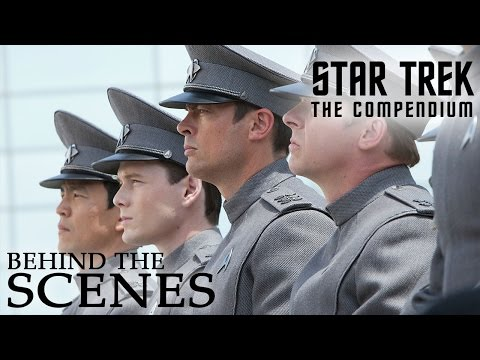 STAR TREK: THE COMPENDIUM | Space Suits and Uniforms | Official Behind the Scenes (HD)