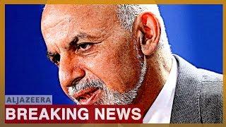 Bomb blast hits Afghan President Ashraf Ghani's campaign rally