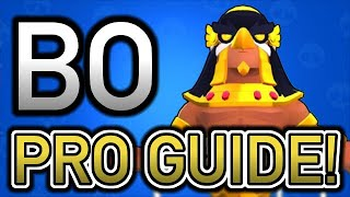 How to Play Bo Like a Pro Guide! - Bo Tips and Tricks to Push Trophies! | Brawl Stars