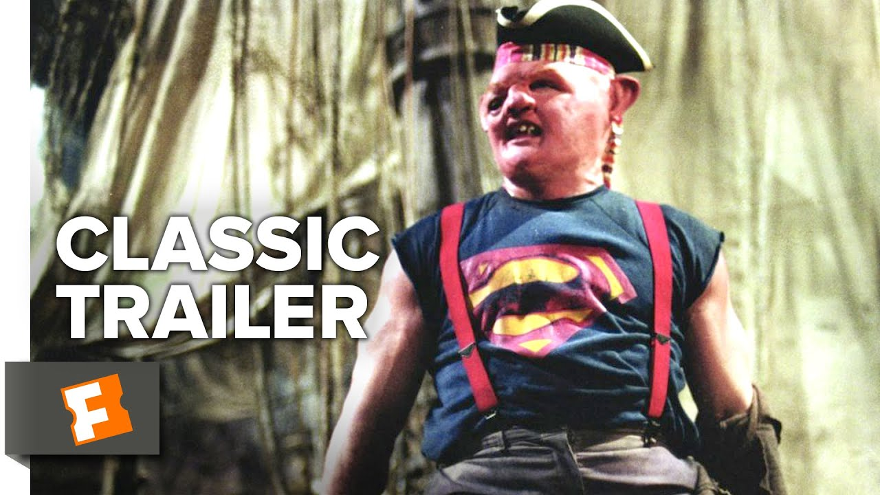 The Goonies (1985) Official Trailer - Sean Astin, Josh Brolin Adventure Movie HD