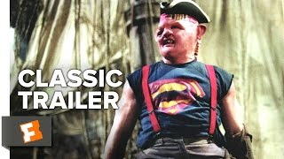The Goonies (1985) Official Trailer - Sean Astin, Josh Brolin Adventure Movie HD