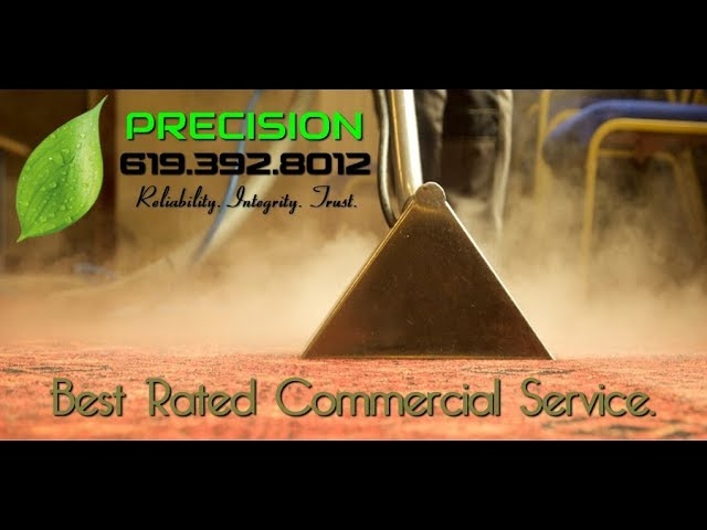 Commercial Carpet Cleaning In San Diego By Precision