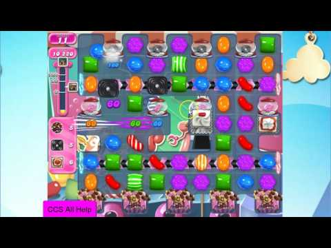 Candy Crush Saga Level 2234 NO BOOSTERS Cookie
