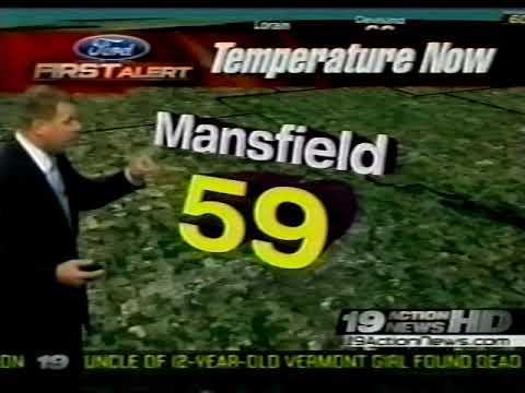 WOIO 11pm News, July 2008