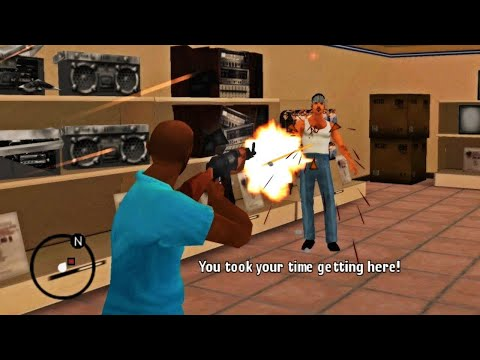 GTA Vice City Stories - Protection Racket (Empire Missions)