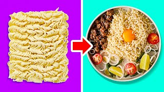 SURPRISING SECRETS OF USING SIMPLE FOOD || Delicious Breakfast Ideas And Useful Cooking Tricks!