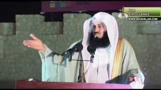 The Great Accusation - Mufti Menk