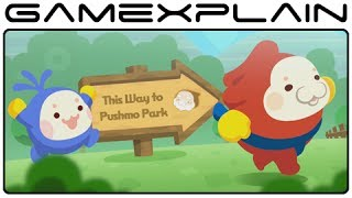 Pushmo World - Opening Cutscene (Wii U)