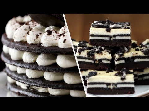 Cookies N Cream Desserts That Will Mesmerize You