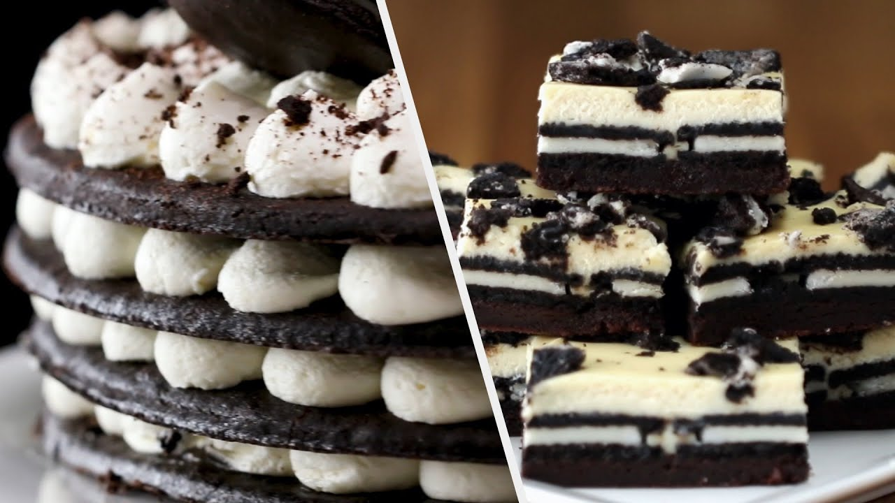 Cookies 'N' Cream Desserts That Will Mesmerize You