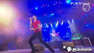 Maroon 5 - Hands All Over (Rock in Rio)