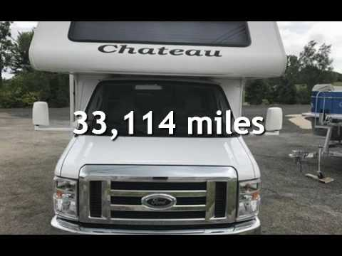 2010 Four Winds Chateau 21RB for sale in Angola, IN