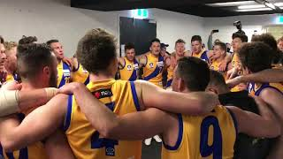VFL team song v Footscray | qualifying final