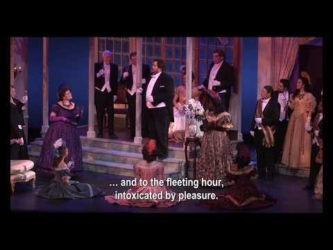Amarillo Opera presents Giuseppe Verdi's La Traviata