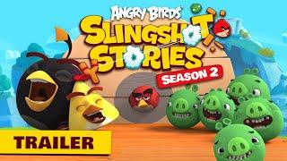 Trailer | Angry Birds Slingshot Stories Season 2!