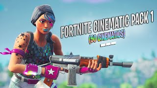 Fortnite Cinematic Pack #1 [50 FILMS GRATUIT] (éditeur appclip)