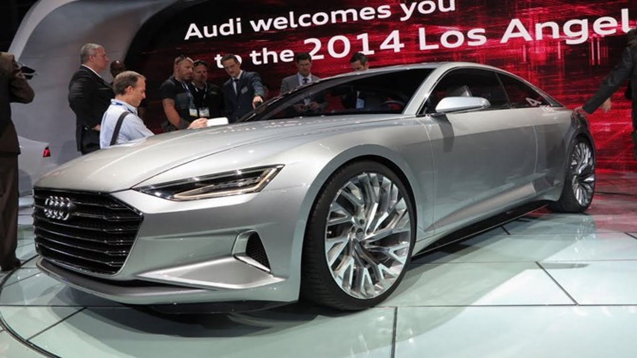 Beautiful Best Cars Ever 2017 Audi A6 In Depth Review   YouTube