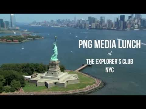 Papua New Guinea: Past Present and Future Exhibition, NYC Explorers Club