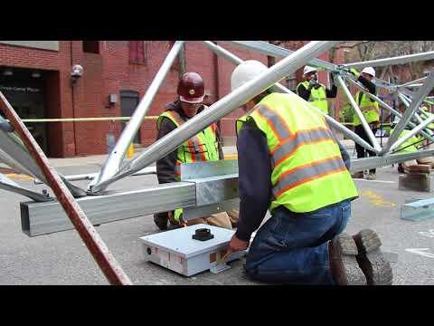 Quest Renewables - Solar Canopy Solutions