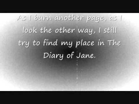 The Diary of Jane~Breaking Benjamin Piano Version