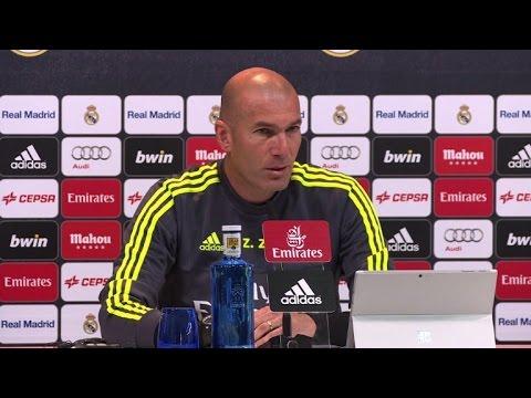 Zinedine Zidane calls Real Madrid star Karim Benzema 'best' French ...