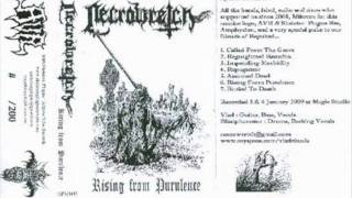 NecroWretch - Regurgitated remains
