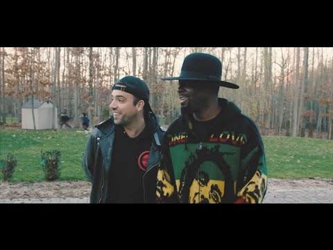 The Knocks ft. Wyclef Jean - Kiss The Sky (Wyclef's House Party)
