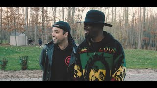 The Knocks ft. Wyclef Jean - Kiss The Sky (Wyclef
