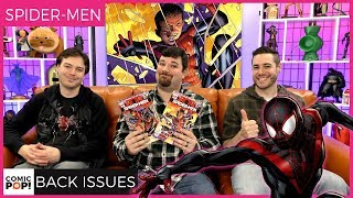 Miles Morales Meets Peter Parker (Spider-Men) - Back Issues