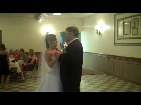 Father/Daughter Dance - Bert Linson and Christine ...