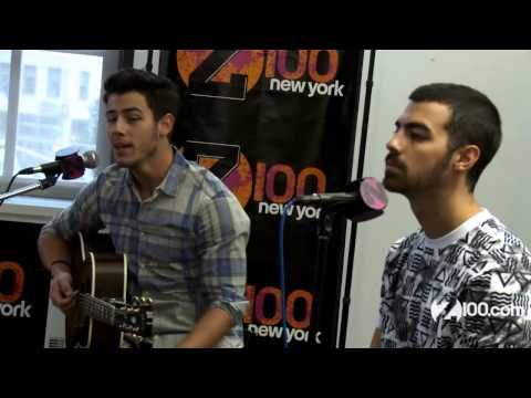 Jonas Brothers cover Daft Punk - Get Lucky