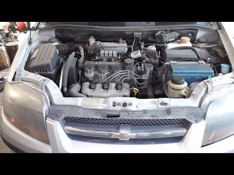 Замена сцепления Chevrolet Aveo
