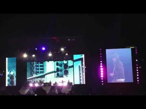 Eminem - Square Dance and Business (Live at Johannesburg 2014)