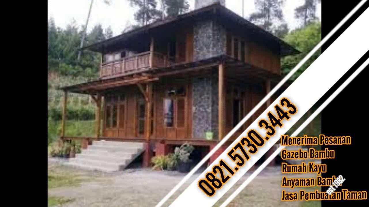 0821 5730 3443 Rumah Kayu Pasang Siap Di Malaysia