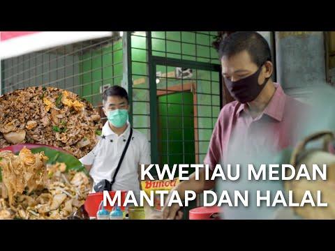 Kwetiau Goreng Medan Halal ini ga boleh diganggu gugat lagi!