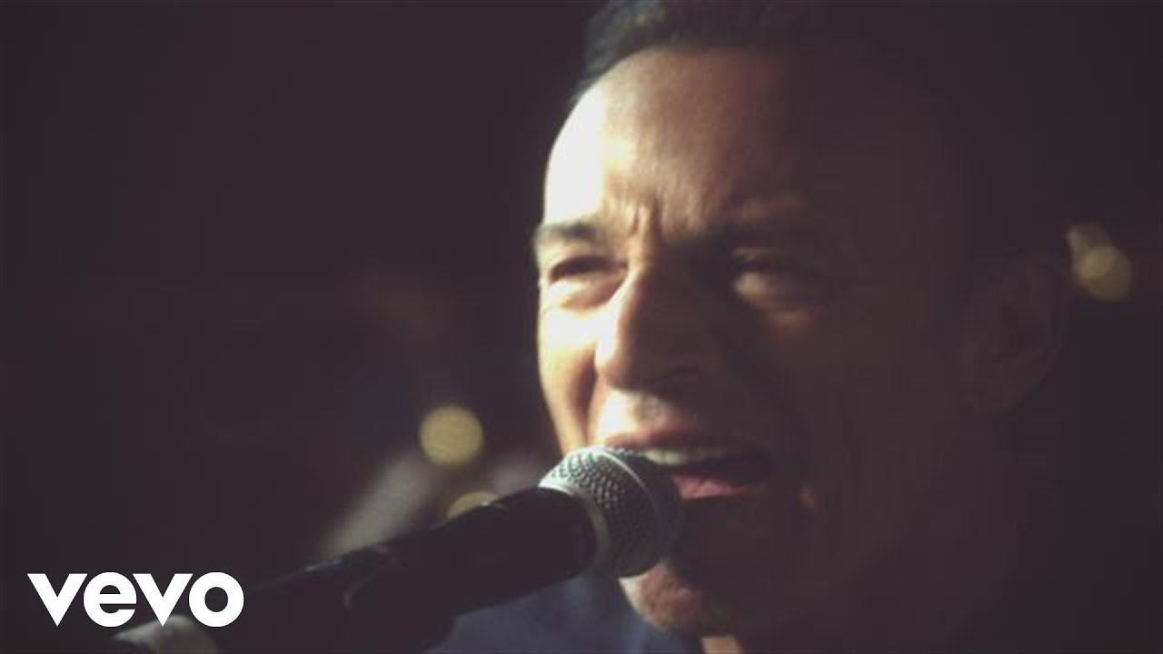 Download Bruce Springsteen - Just Like Fire Would (Video)